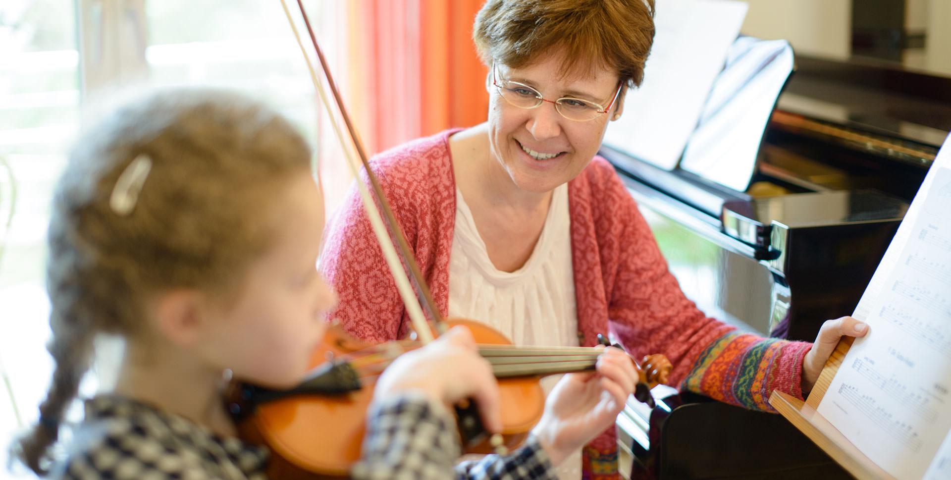 Geigenunterricht Bratschenunterricht Köln Sülz Klettenberg Rhodenkirchen